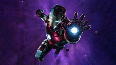 Iron Man, Marvel Superheroes, 5K