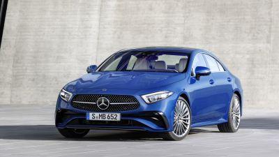 Mercedes-Benz CLS 350 AMG Line, 2021, 5K