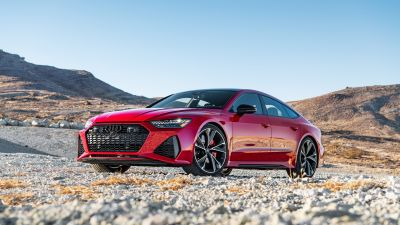Audi RS 7 Sportback, 2021