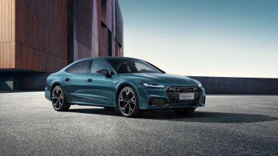 Audi A7L 55 TFSI quattro S line, Edition 1, 2021