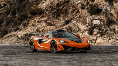 McLaren 620R, Sports cars, 2021, 5K, 8K