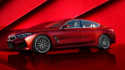 BMW 8 Series Gran Coupé, Collector's Edition, Red, 2021