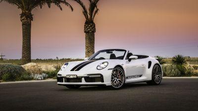 Porsche 911 Turbo Cabriolet, 2021