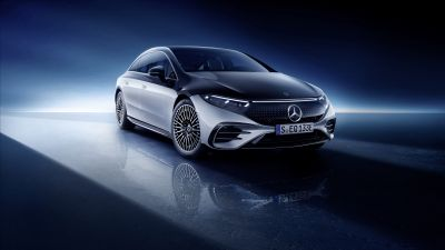 Mercedes-Benz EQS 580 4MATIC AMG Line, Edition 1, 2021, 5K