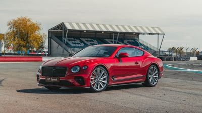 Bentley Continental GT Speed, 2021, 5K