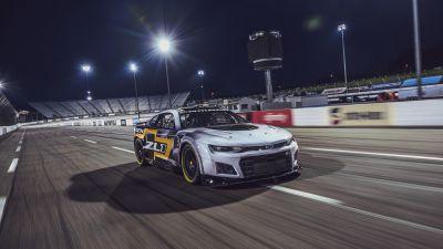 Chevrolet Camaro ZL1, NASCAR Race Car, 2021, 5K