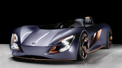 Suzuki Misano, Prototype, Roadster, Sports cars, 5K, 2021