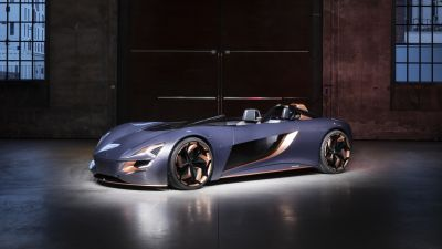 Suzuki Misano, Prototype, Roadster, Sports cars, 2021