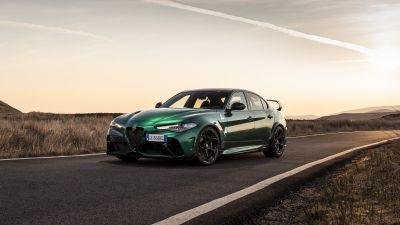 Alfa Romeo Giulia GTAm, 2021, 5K