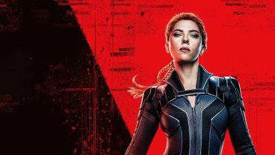 Black Widow, Scarlett Johansson, DC Comics, 2020 Movies, 5K