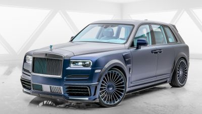Mansory Rolls-Royce Cullinan Coastline, 2021, 5K