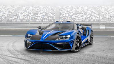 Mansory Le MANSORY, Ford GT, 5K