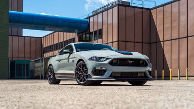 Ford Mustang Mach 1, 2021