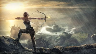 Tomb Raider, Lara Croft, PC Games, Xbox 360, PlayStation 4