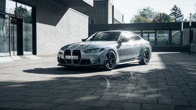 BMW M4 Competition, AC Schnitzer, 2021, 5K