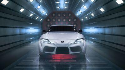Toyota GR Supra A91-CF Edition, Carbon Fiber, Sports cars, 2022, 5K, 8K