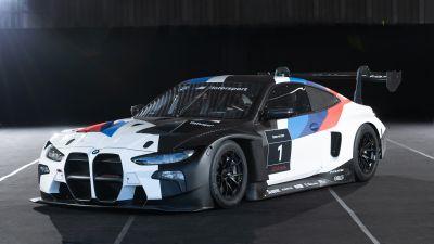 BMW M4 GT3, Race cars, 2021, 5K, 8K