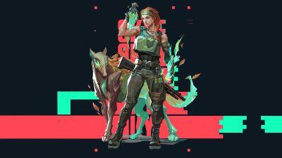 Skye, Valorant, PC Games, 2021