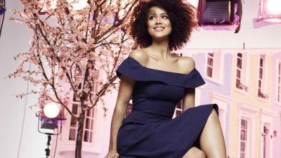 Nathalie Emmanuel, British actress, Beautiful actress, 5K
