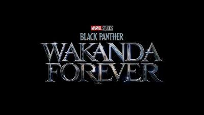 Black Panther: Wakanda Forever, 2022 Movies, Marvel Comics, Black background