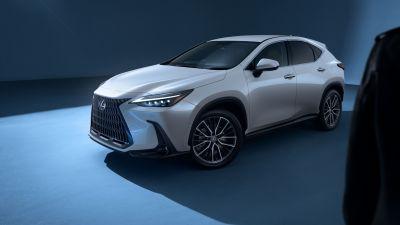 Lexus NX 450h+ AWD, Hybrid electric cars, 5K, 8K, 2022