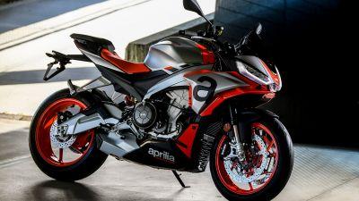 Aprilia Tuono 660, Sports bikes, 2021
