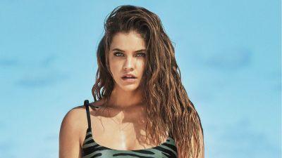 Barbara Palvin, Photoshoot, Model, Beach