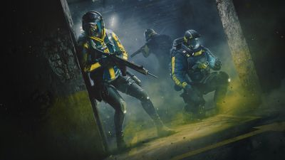 Tom Clancy's Rainbow Six Extraction, E3 2021, Gameplay, 2021 Games, PC Games, PlayStation 4, PlayStation 5, Xbox One, Xbox Series X and Series S