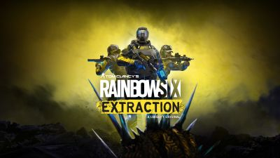 Tom Clancy's Rainbow Six Extraction, E3 2021, 2021 Games, PC Games, PlayStation 4, PlayStation 5, Xbox One, Xbox Series X and Series S, 5K, 8K, 10K