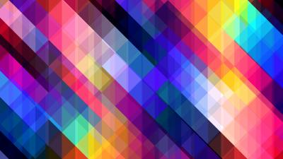 Colorful background, Pattern, Geometric, Triangle, Illustration