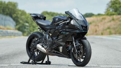 Yamaha YZF-R7, Sports bikes, 5K, 2022