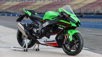 Kawasaki Ninja ZX-10R, Sports bikes, 2021, 5K