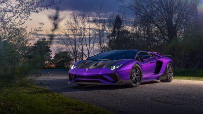 Lamborghini Aventador, Super Sports Cars