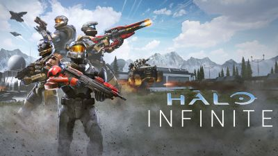 Halo Infinite, Multiplayer, 2021 Games, E3 2021, PC Games, Xbox One, Xbox Series X and Series S, 5K, 8K