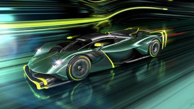 Aston Martin Valkyrie AMR Pro, Hypercars, 2022, 5K