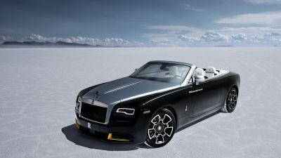Rolls-Royce Dawn Black Badge, Landspeed Collection, 2021, 5K, 8K