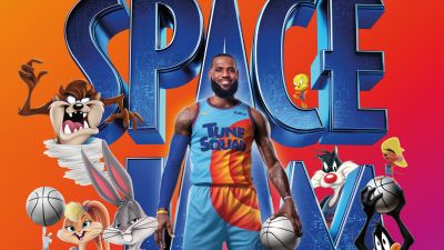 Space Jam: A New Legacy, 2021 Movies, Comedy, LeBron James
