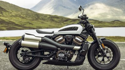 Harley-Davidson Sportster S, Cruiser motorcycle, 2021, 5K, 8K