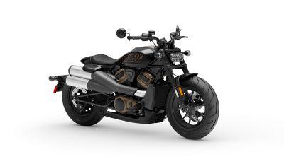Harley-Davidson Sportster S, Cruiser motorcycle, 2021, 5K, 8K, White background