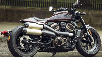 Harley-Davidson Sportster S, Cruiser motorcycle, 2021, 5K