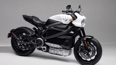 LiveWire One, Harley-Davidson, Electric bikes, 5K