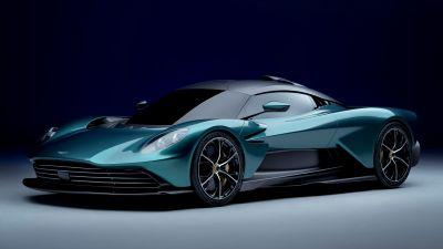 Aston Martin Valhalla, Sports cars, 2021, 5K, 8K