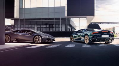 Lamborghini Huracán Mexico Edition, 2021, Supercars, 5K