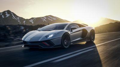 Lamborghini Aventador LP 780-4 Ultimae, Supercars, 2021