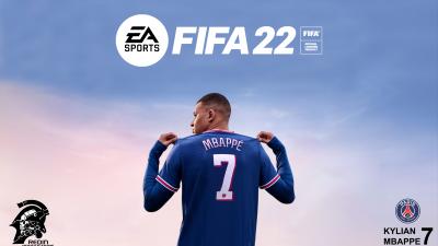 Kylian Mbappé, FIFA 22, PC Games, Footballer, France