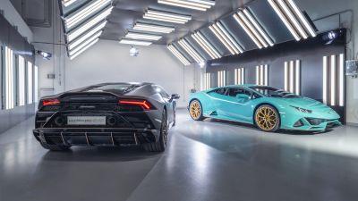 Lamborghini Huracán Mexico Edition, 2021, Supercars, 5K, 8K
