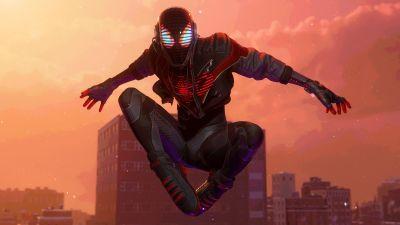 Marvel's Spider-Man Remastered, Spider-Man, 2021 Games, PlayStation 5