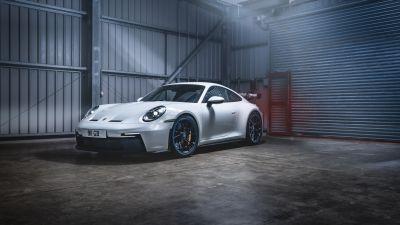 Porsche 911 GT3 PDK, Sports cars, 2021, 5K
