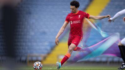 Trent Alexander-Arnold, FIFA 22, PC Games, Footballer, Liverpool FC, Defender, England