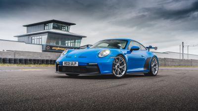 Porsche 911 GT3 MT, Sports cars, 2021, 5K